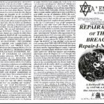 A'EMMRO | Rastafari Study Tracts #28 | REPAIRATION OF THE BREACH: Repair-I-Nation!