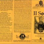 AYMERO | Rastafari Study Tracts #39 | II Sons