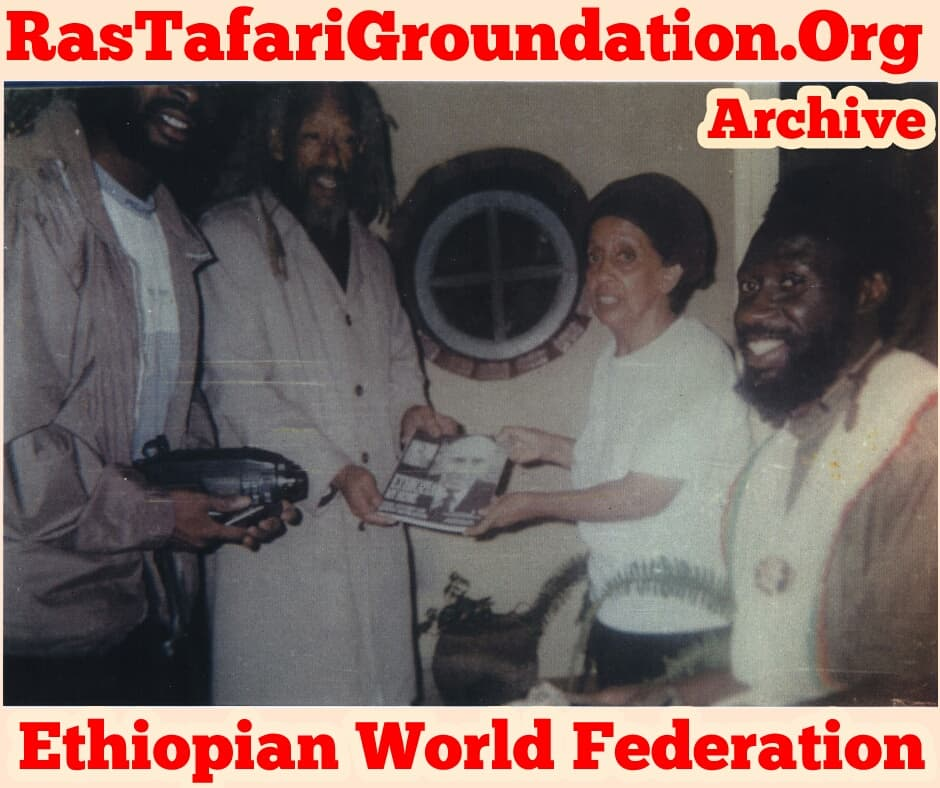 Ethiopian World Federation Archive