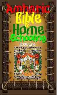 Amharic & Bible Home Schooling Booklet With Audio CD