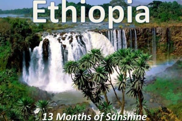 Ethiopian-Hebrew Holy Days