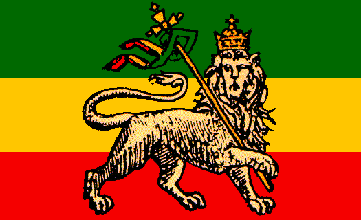 Imperial FLAG - Banner Of Salvation; The 'Lion' Ensign & Symbolic Meanings Of The Colors