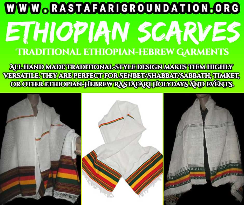 Ethiopian Scarves Shop