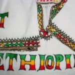 Item #107 - Traditional Ethiopian Shirt