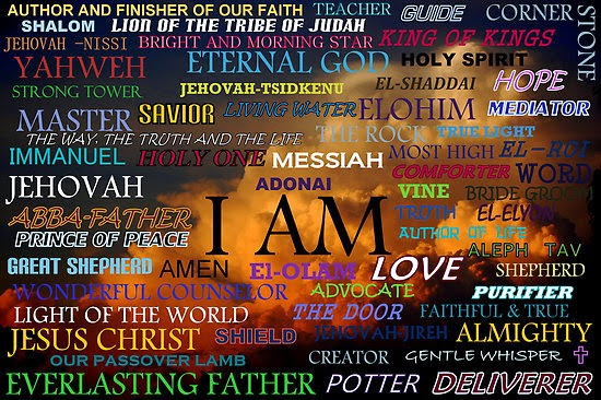The Hebrew Names for God