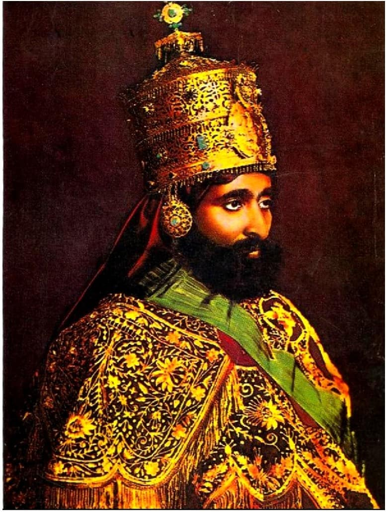 Image result for haile selassie coronation