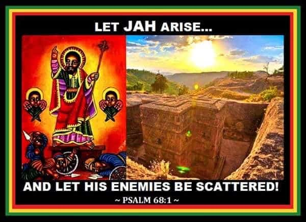 Psalm 68 - Let Jah Arise - LOJSociety Music Ministry