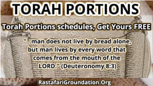 Torah Portions Schedules, Get Yours FREE