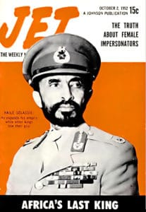 Jet Magazine - Africa's Last King, October 2, 1952