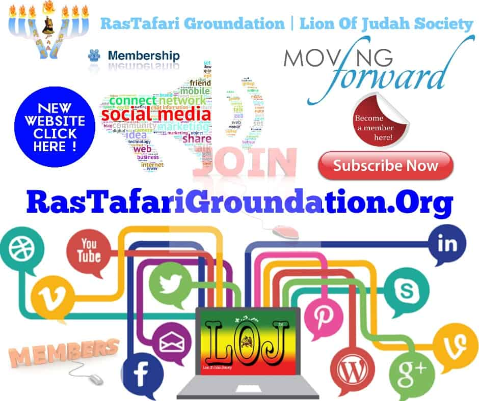 Rastafari Groundation - Subscribe